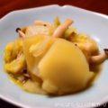 【白菜とジャガイモの煮物】簡単料理と献立