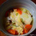 【白菜と人参とツナの鍋】簡単料理と献立