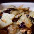 【ナスとジャガイモのツナ炒め】簡単料理と献立