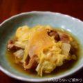 【白菜・大根・豚肉煮】簡単料理と献立