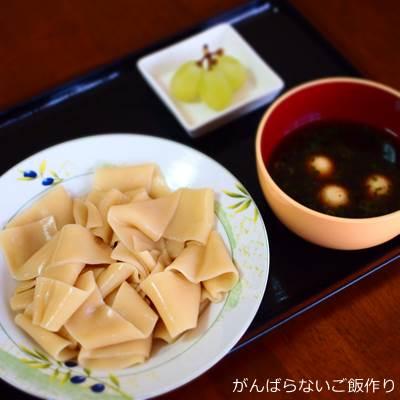 銘店伝説ラーメン りきどうのつけ麺