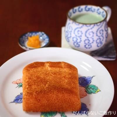 タイナイ おこめパンの朝食